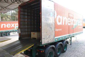 Transportes para alimentos e bebidas